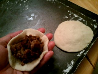 making bao