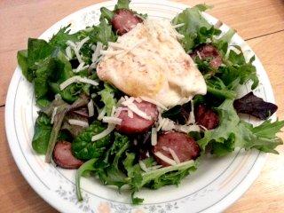 spring dinner salad
