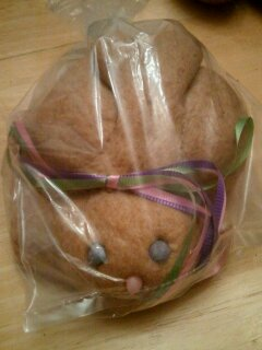 honey bunny bread