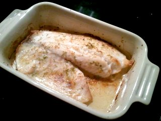 tilapia with lime and cayenne